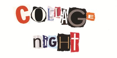 Collage Night at the Gallery