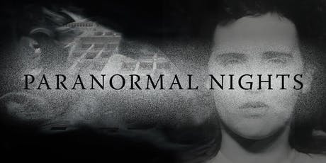 "Cartwheel Art Tours: ""Paranormal Nights""  tickets"