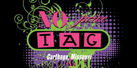 No Price Tag Conference - Carthage tickets