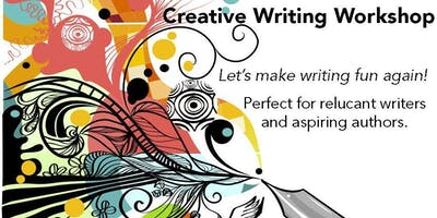 Creative Writing Workshop for children in Yrs 3-5