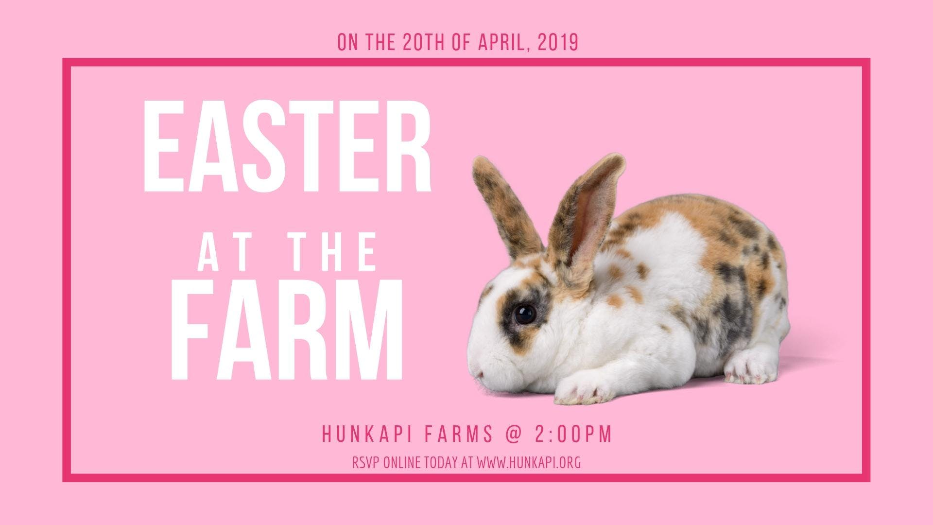 Easter at the Farm 2019