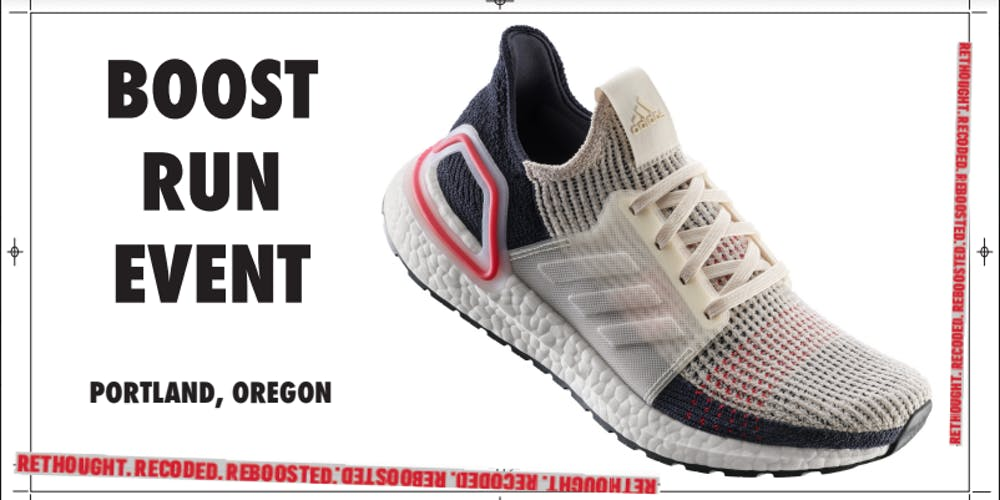 38a870a6b adidas BOOST RUN Tickets