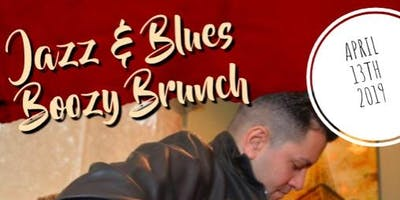 Jazz & Blues Boozy Brunch