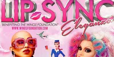 Lip Sync Eleganza Pink Party