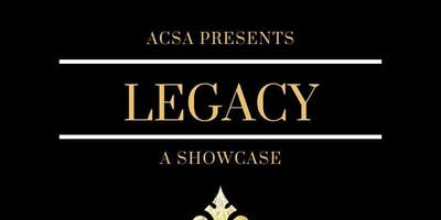 This is ACSA: Legacy Showcase