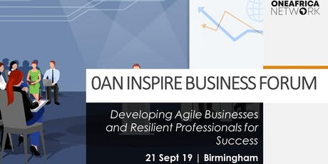 OAN Business Forum 2019 tickets