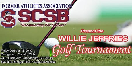 SCSU Former Athletes Present the Willie Jefferies Golf Tournament tickets