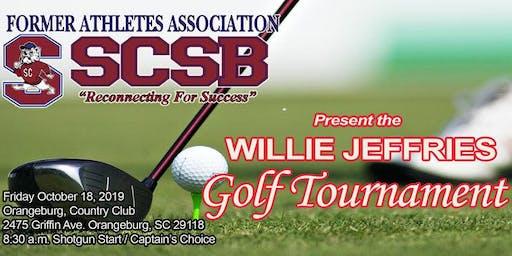 SCSU Former Athletes Present the Willie Jefferies Golf Tournament