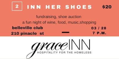 Inn Her Shoes