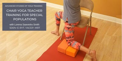 CHAIR YOGA TEACHER TRAINING FOR SPECIAL POPULATIONS