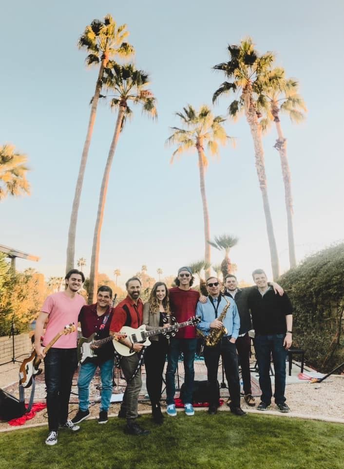 Twice Baked Band performs at ASU Law School