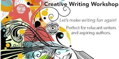 Creative Writing Workshop for Yrs 6-8