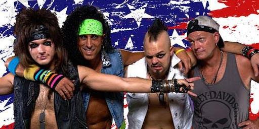 Velcro Pygmies at the Marriott Shoals Hotel & Spa