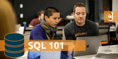 SQL 101 tickets