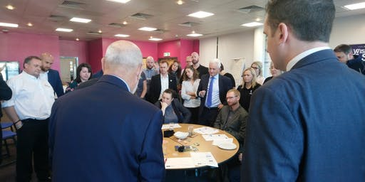 Entrepreneurs Business Club Sheffield Networking - 24 October