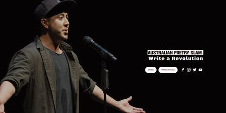 Australian Poetry Slam Workshop tickets