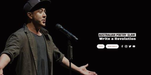 Australian Poetry Slam Workshop