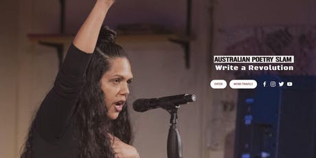 Australian Poetry Slam - Heat  tickets