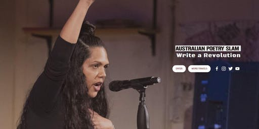 Australian Poetry Slam - Heat