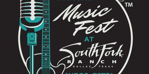 2019 Music Fest at Southfork Ranch