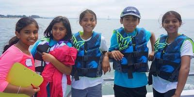 Shark Camp Summer Enrollment 2019