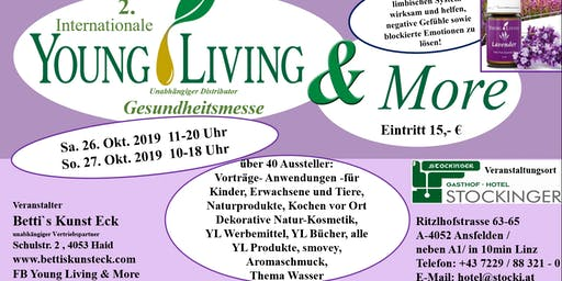 2. Internationale Young Living & More Messe