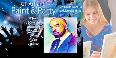 Drake Trap Paint Jam Session