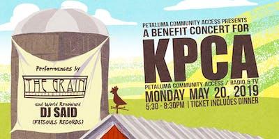 Petaluma Community Access Presents: A Benefit for KPCA