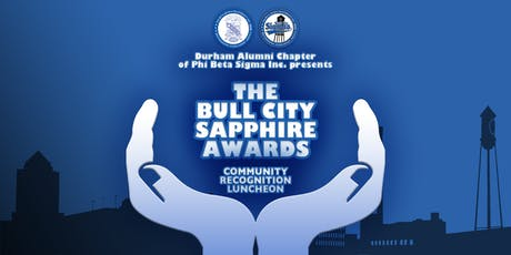 The Bull City Sapphire Awards Community Recognition Luncheon 2019 tickets
