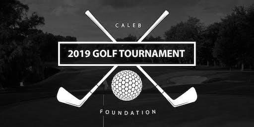 Caleb Foundation Golf Tournament 2019