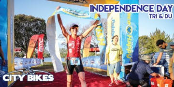 Independence Day Triathlon Volunteer Sign-Up