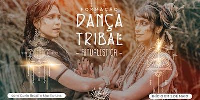 Curso Formação Dança Tribal Ritualística