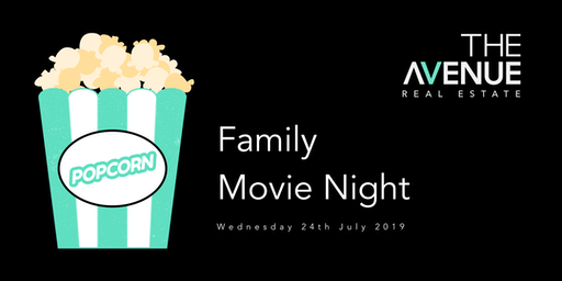 The Avenue Movie Night
