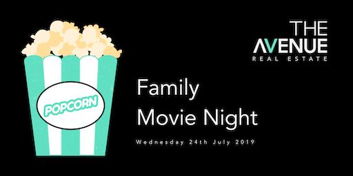 The Avenue Movie Night