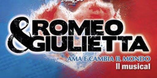 Romeo e Giulietta, ama e cambia il mondo