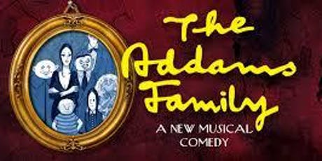"""THE ADDAMS FAMILY"" A New Musical Comedy tickets"
