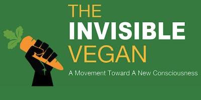 The Invisible Vegan Screening & Vegan Pop-up