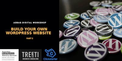 [Darwin] Build your own Wordpress Website Part 2