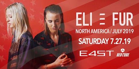 ELI & FUR tickets