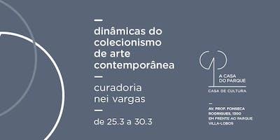 Dinâmicas do Colecionismo de Arte Contemporânea