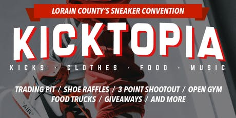 Kicktopia Sneaker Convention 2019 tickets