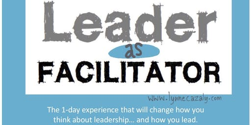BRISBANE - Leader as Facilitator