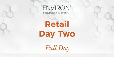 VIC Environ Education : Day 2 - Retail tickets