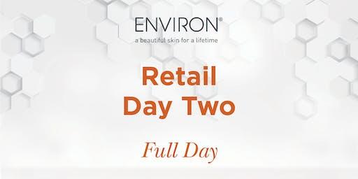 VIC Environ Education : Day 2 - Retail