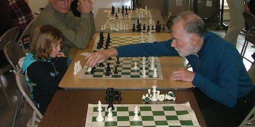 2019 ICA Norman Friedman Memorial Tournament & National Chess Day Celebration