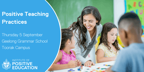 Positive Teaching Practices, Melbourne (September 2019) tickets
