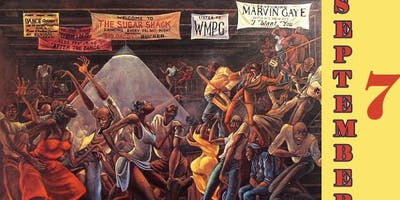 Tribute To Marvyn Gaye