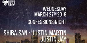 MMW / Shiba San + Justin Martin + Justin Jay