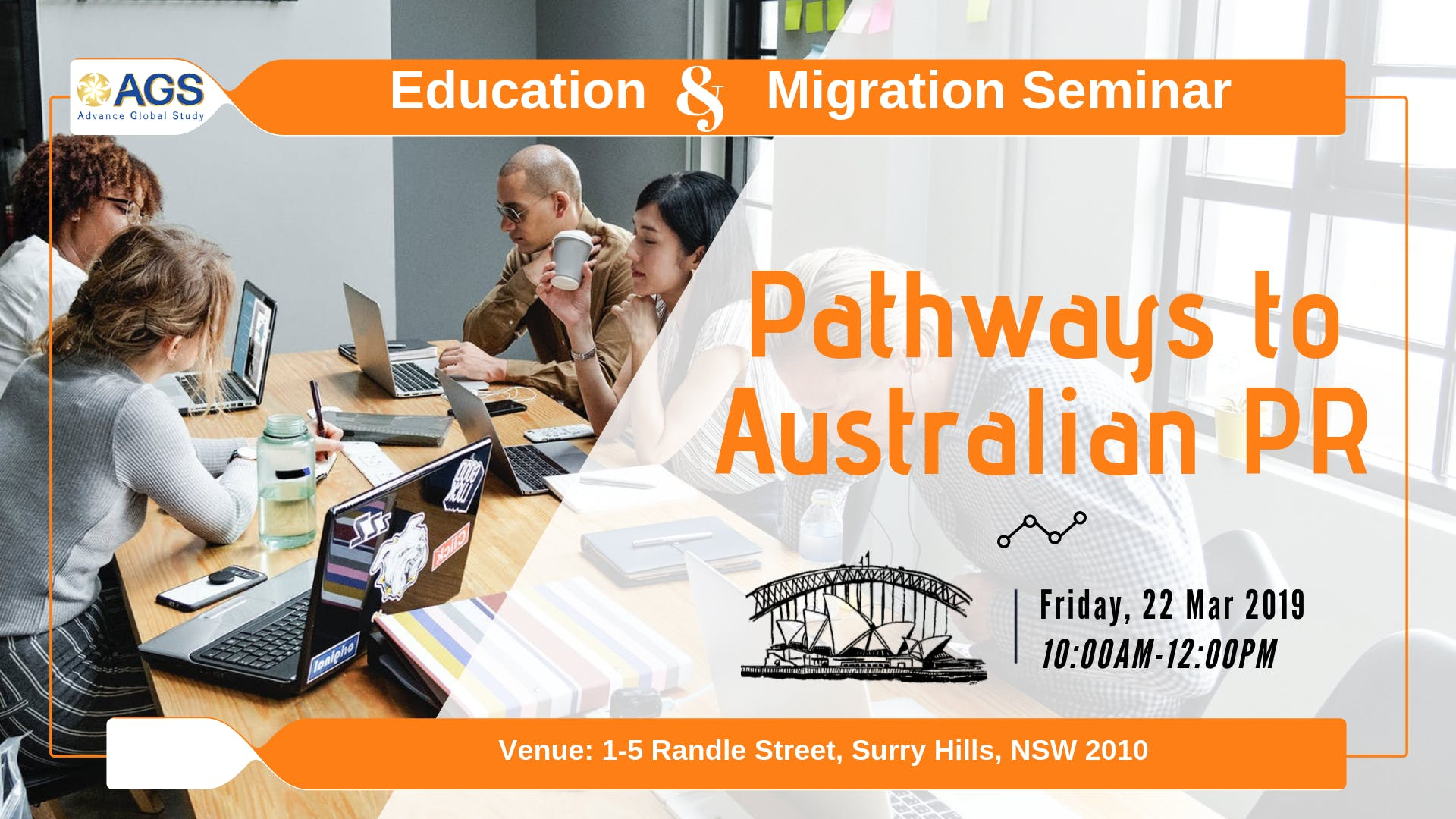 [Seminar] Pathways to Australian PR