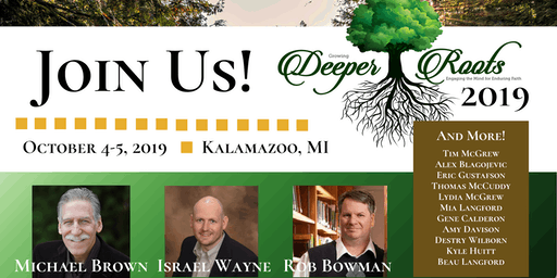 Growing Deeper Roots 2019 Conference